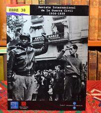 EBRE 38 Revista Internacional de la Guerra Civil 1936-1939 Num. 2 Barcelona 2003