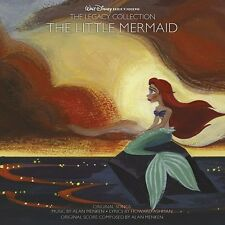THE LEGACY COLLECTION: THE LITTLE MERMAID 2 CD NEU