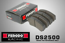 Ferodo DS2500 Racing Porsche Boxster (986) 2.5 24V Front Brake Pads (96-N/A ) Ra