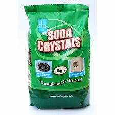 Crystals Soda Washing 1 kg DP Traditional & Trusted