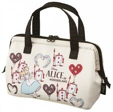Alice in Wonderland Trump Disney Cooler Bag Bento Lunch Bag Shopping KGA1