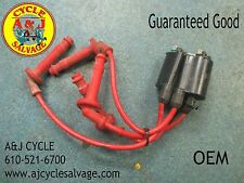 1991-1998 Honda CBR 600 F2-F3, ignition coils, wires and coils, guaranteed good