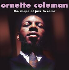 Ornette Coleman SHAPE OF JAZZ TO COME 140g DON CHERRY New Sealed Vinyl Record LP