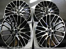 """19"""" BMF 170 ALLOY WHEELS FITS RENAULT VOLVO PEUGEOT MERCEDES BENZ 5X108 ONLY"""