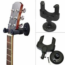 Guitar Wall Hanger Hook Holder Stand Rack Mount Fit Guitar Acoustic ALL Sizes 6w