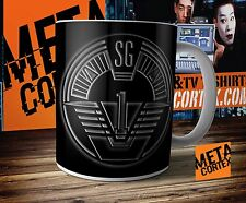 Stargate SG1 Mission Patch Mug