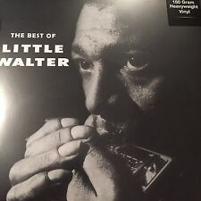 LITTLE WALTER - The Best Of Little Walter LP Vinyl 180 g - NEW & SEALED  DOL REC