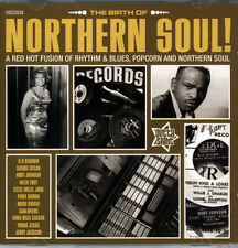"THE BIRTH OF NORTHERN SOUL  ""A RED HOT FUSION OF R&B, POPCORN AND NORTHERN SOUL"""