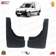 BRAND NEW PAIR OF FRONT MUD FLAPS FOR RENAULT KANGOO