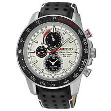 Seiko Sportura Solar Chronograph Mens Watch SSC359P1