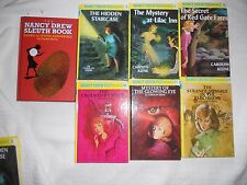 Nancy Drew Mysteries by C. Keene - One or all!  Flashlight Editions.