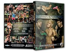 Official PWG Pro Wrestling Guerrilla - Threemendous IV 2015 Event DVD