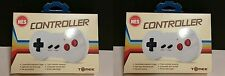 2X NEW Dog Bone Controller Control PADS for Nintendo NES System Console by Tomee