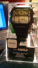 Casio AE- 1300WH – 1OS Referee Timer Interval Dual Stop Watch  – NEW!