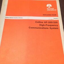 Collins HF-200 and HF-220 Install Manual
