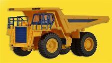 Kibri 11660 KOMATSU Muldenkipper HD 785-5, Bausatz,  H0