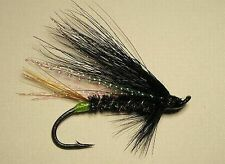 Glitter Bear size #6   Atlantic Salmon / Steelhead Flies