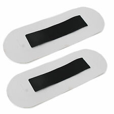 2 x Seat Hook Strap Patch For PVC Inflatable Boats Kayak Canoe Dinghy