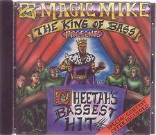 NEW Cheetah's Bassest Hit by DJ Magic Mike (CD, 1998, Cheetah Records)