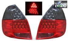 2007-2008 Honda Fit Jazz GD3 FULL LED RED SMOKED Tail Lights DEPO