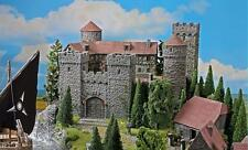 New Ziterdes 25/28 mm Terrain Unpainted Castle Wolvenstein D&D Dwarven Forge