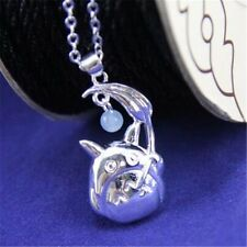 Anime Studio Ghibli My Neighbor Totoro With Umbrella Pendant Necklace Cosplay