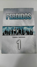 PERDIDOS LOST TEMPORADA 1 COMPLETA 8 DVD REGION 2 + EXTRAS CASTELLANO INGLES IT