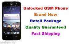 """NEW Unlocked GSM Worldwide AT&T T-Mobile ZTE Maven Z812 4G LTE Android 4.5"""" 8GB"""