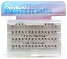 Ardell DuraLash Naturals Knot Free Flare Lashes- Short Black - 65050