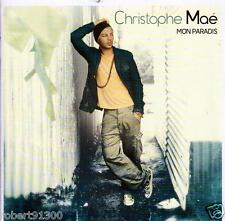CD audio.../...CHRISTOPHE MAE.../...MON PARADIS....
