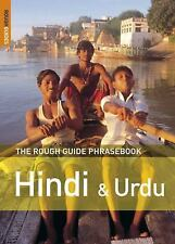 The Rough Guide to Hindi & Urdu Dictionary Phrasebook 3 (Rough Guide Phrasebooks