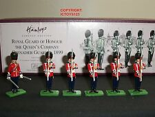 BRITAINS 00319 HAMLEYS ROYAL GUARD OF HONOUR QUEENS COMPANY OF GRENADIER GUARDS