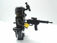 (no.1-8) custom swat police helmet military gun army weapons LEGO minifigures