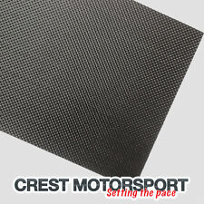 Real Carbon Fibre Self-Adhesive Sheet 500mm x 250mm Race/Rally/Competition Car