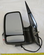 DOOR MIRROR COMPLETE HEATED LEFT WITH INDICATOR NEW FOR CRAFTER/SPRINTER 2006-
