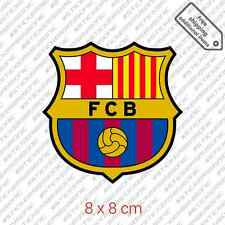 FC Barcelona logo sticker Barca Spain football soccer car bumper decal
