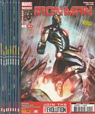 IRON MAN N° 1 à 23 Marvel France 2ème Série Panini 23 comics