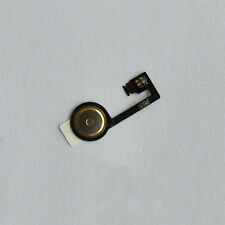 Home Menu Button Flex Cable + Black Key Cap assembly For iPhone 4 New Arrival
