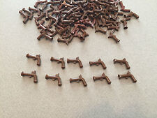 LEGO lot of 10 Flintlock Pistols Cavalry Western weapons minifigure accessory