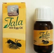 Tala Hair Reducing Product Ant Egg Oil 2 Bottles x 20ml (0.7 oz) Hair Removal