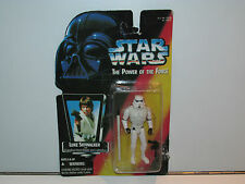 STAR WARS POTF2 BOOTLEG STORMTROOPER LASER TROOPER MOSC 1990s ITALY CHINA RARE