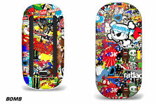 Skin Decal Wrap for Apple Magic Mouse 1 Smart Mouse Graphic Protector BOMB