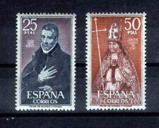 Espagnol timbres-espagnole de 1970 célébrités en neuf sans charnière condition