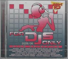 FOR DJS dj's ONLY  2008/06 CLUB SELECTION - 2 CD F.C. SIGILLATO!!!