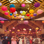 "6"" 8"" 10"" 12"" 14"" 16"" 18"" Paper Lanterns Wedding Party Decoration Holiday Supply"