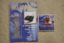 * Abus Dangereux 51 w/10 Ans D'Abus CD * New Christs Gallon Drunk Chuck Prophet