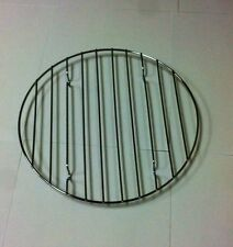 NEW METAL TABLE KITCHEN COUNTER PIE ROUND CRICLE 10 1/2 COOLING RACK