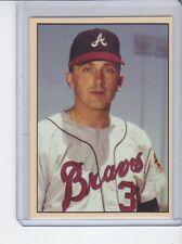 Phil Niekro 1965 Atlanta Braves rookie season MC#161 tribute card