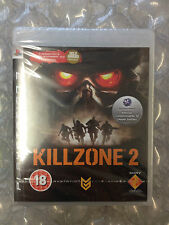 BRAND NEW FACTORY SEALED KILLZONE 2 FOR PS3 SONY PLAYSTATION 3