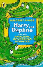 Harry y Daphne y el polvo de marcha atrás increíble por Margaret Pinder..